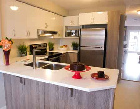 Applewood Townhomes: Townhouses for rent in Calgary NE