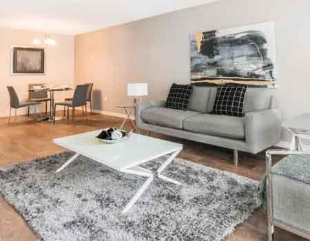 Applewood Village: Pet friendly apartments in Calgary