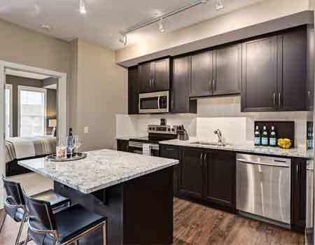 The Laurier: Calgary Rentals