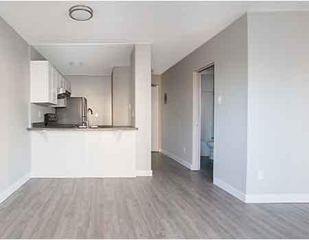 Hi Level Place: High rise apartments in Edmonton