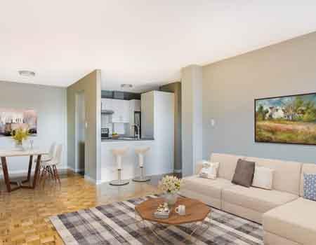 The York House: Downtown Edmonton Apartments